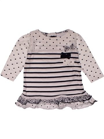 Long sleeve shirt girl EARLY DAYS pink 6 months winter #26940_1