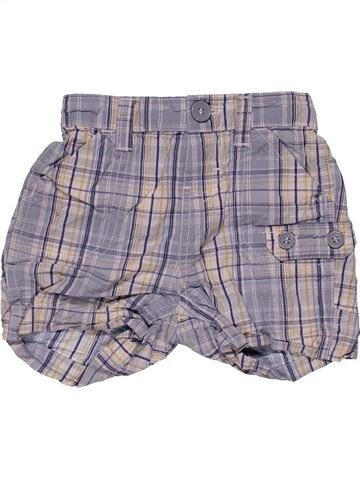 Short pants boy MINI CLUB gray 6 months summer #27340_1