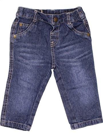 Jeans boy AUTHENTIC purple 12 months summer #2736_1