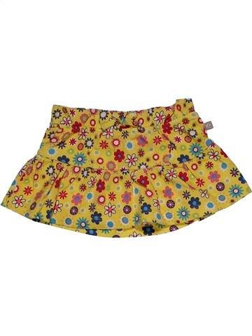 Skirt girl LIEGELIND brown 6 months summer #27410_1