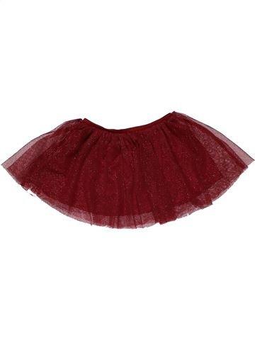 Skirt girl ZARA red 2 years summer #27418_1