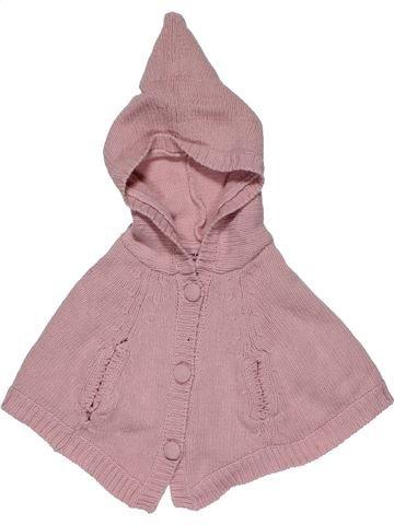 Cape girl NO BRAND pink 12 months winter #27424_1