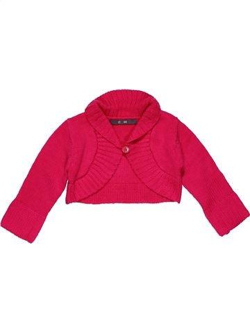 Bolero girl NO BRAND pink 6 months winter #27427_1