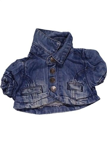 Jacket girl NO BRAND blue 12 months winter #27446_1