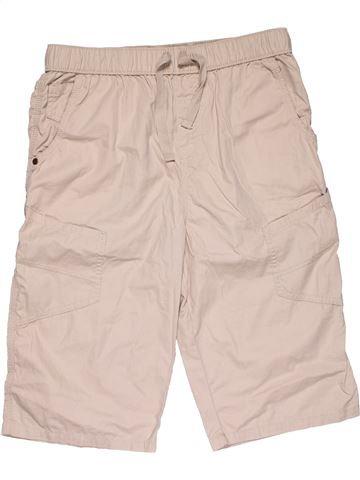 Short pants boy MARKS & SPENCER beige 14 years summer #27515_1