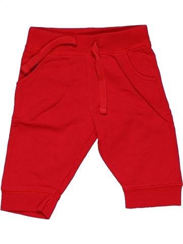 Trouser girl HEMA red 3 months winter #27528_1