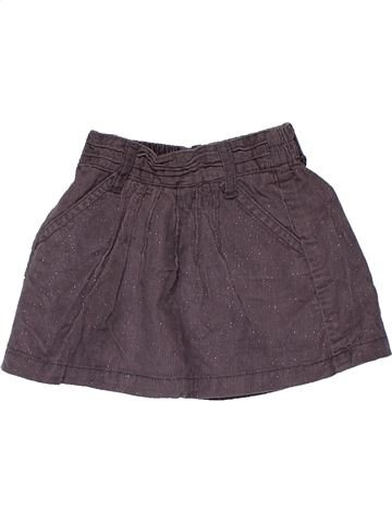 Skirt girl PRIMARK brown 3 months winter #27564_1