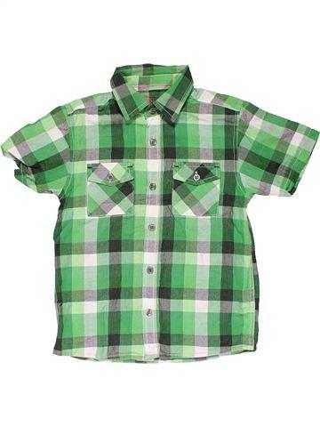 Short sleeve shirt boy REBEL green 6 years summer #27608_1