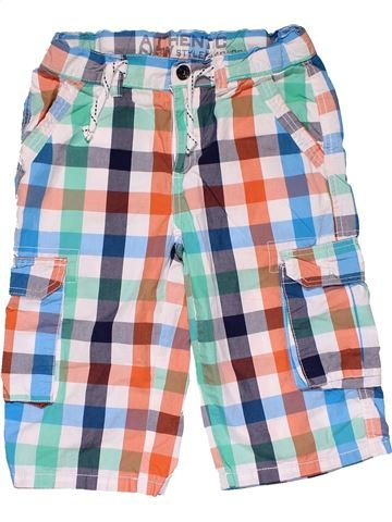 Capri pants boy AUTHENTIC pink 12 years summer #27640_1