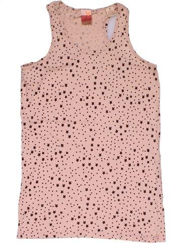 Sleeveless T-shirt girl SCOTCH R'BELLE pink 12 years summer #27687_1