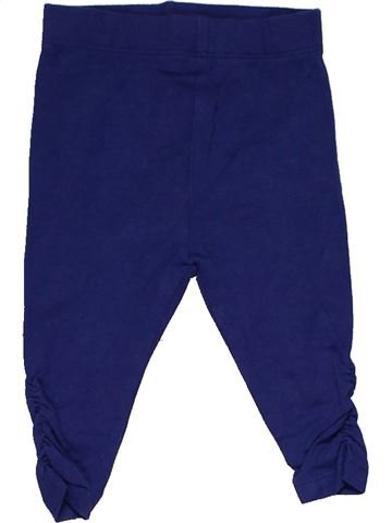 Leggings girl MINI CLUB blue 3 months winter #27707_1