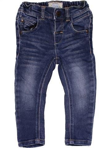 Trouser boy NEXT blue 12 months winter #27721_1
