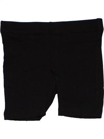 Short pants girl F&F black 4 years summer #27791_1