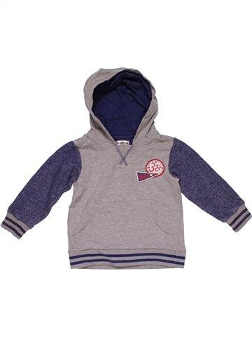 Sweatshirt boy LADYBIRD gray 3 years winter #27830_1