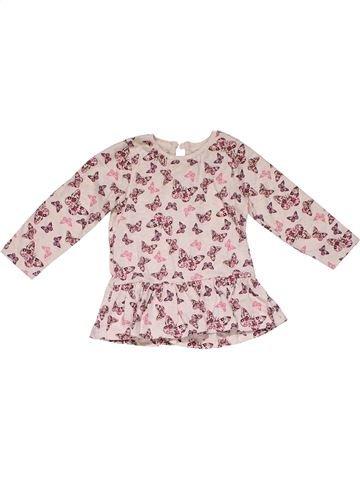 Long sleeve blouse girl PRIMARK purple 12 months winter #27851_1