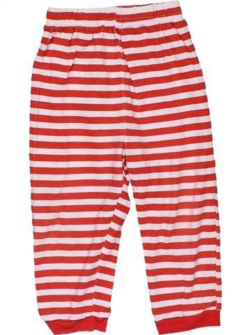 Leggings girl GEORGE red 2 years summer #28211_1
