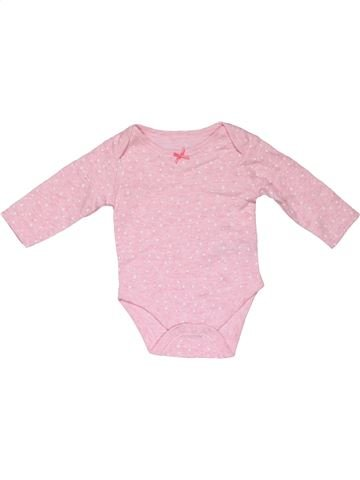 Long jumpsuit girl EARLY DAYS pink 1 month summer #28217_1