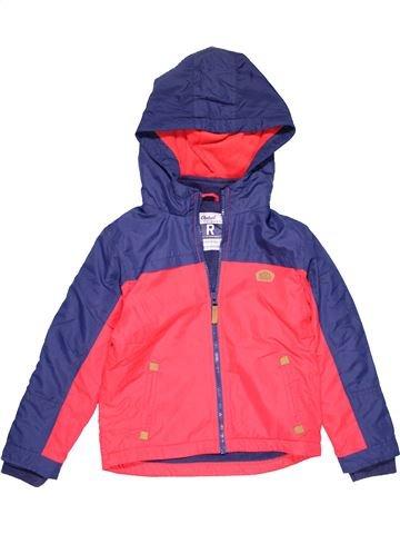 Jacket girl REBEL pink 8 years winter #28326_1