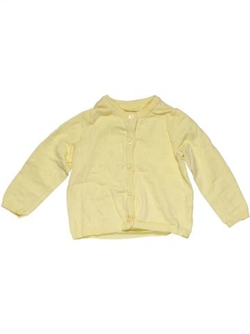 Sweatshirt girl YOUNG DIMENSION beige 2 years winter #28490_1