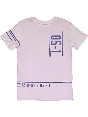 Short sleeve T-shirt boy RIVER ISLAND white 4 years summer #28850_1