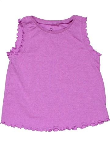 Tank Top girl NEXT pink 4 years summer #29207_1