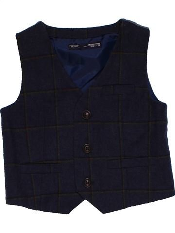 Vest boy NEXT black 12 months winter #29421_1