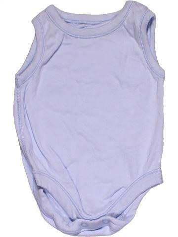 Short jumpsuit boy MATALAN gray 6 months summer #29454_1