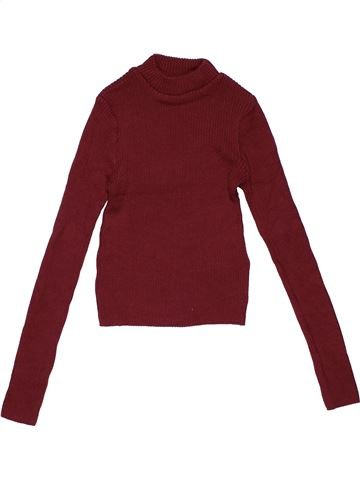 Jumper girl NEW LOOK red 11 years winter #29556_1