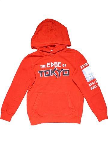Sweatshirt unisex L.O.G.G. red 12 years winter #29865_1