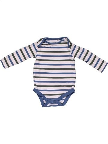 Long jumpsuit boy TU blue 6 months winter #29883_1