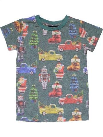 Short sleeve T-shirt boy NEXT gray 3 years summer #29894_1