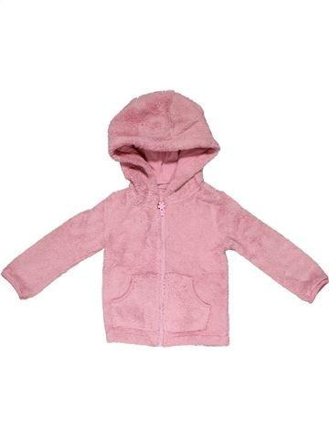 Sweatshirt girl F&F pink 2 years winter #29967_1
