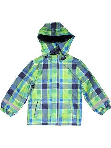 Jacket boy TOPOLINO green 7 years winter #29998_1