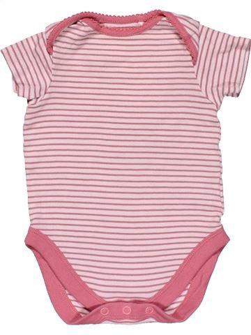 Short jumpsuit girl NEXT pink 6 months summer #30069_1