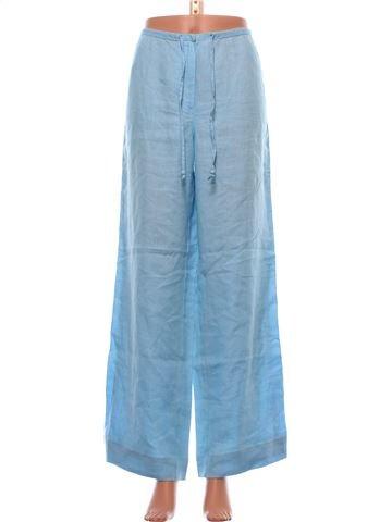 Trouser woman OLSEN UK 10 (M) summer #301_1