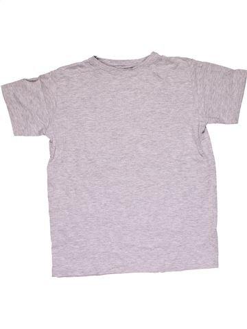 Short sleeve T-shirt boy URBAN 65 OUTLAWS white 10 years summer #30340_1
