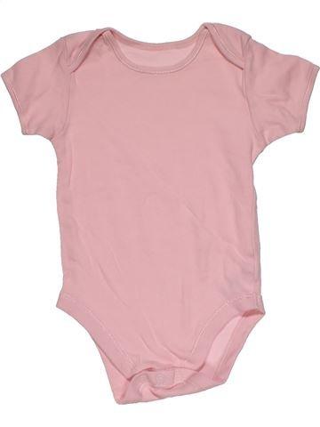 Short jumpsuit girl GEORGE pink 2 years summer #30355_1