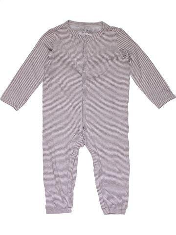 Long jumpsuit boy KIDS gray 3 years winter #30380_1