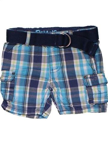 Short pants boy BABY CLUB blue 6 months summer #30381_1