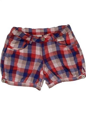 Short pants boy ZARA purple 5 years summer #30389_1