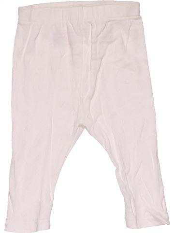Leggings girl MOTHERCARE white 3 months winter #30395_1
