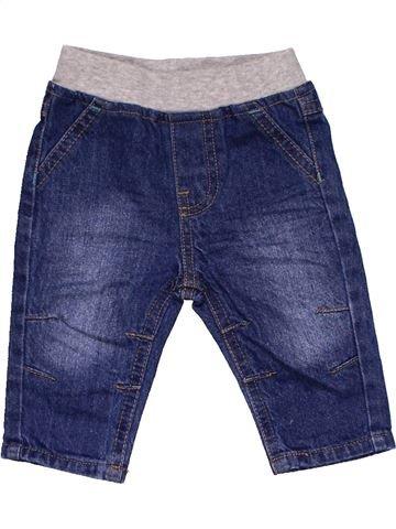 Trouser boy BABY CLUB blue 3 months winter #30408_1