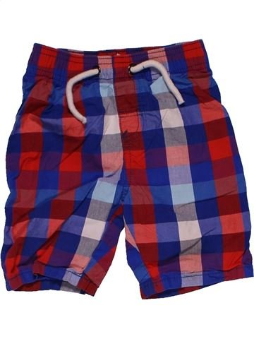 Capri pants boy TU purple 2 years summer #30432_1