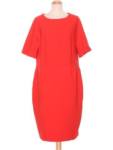Dress woman SOUTH UK 18 (XL) summer #30445_1