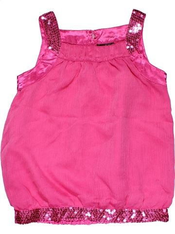 Tank Top girl F&F pink 10 years summer #30455_1