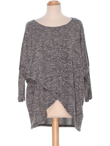 Long Sleeve Top woman APRICOT UK 16 (L) winter #30506_1