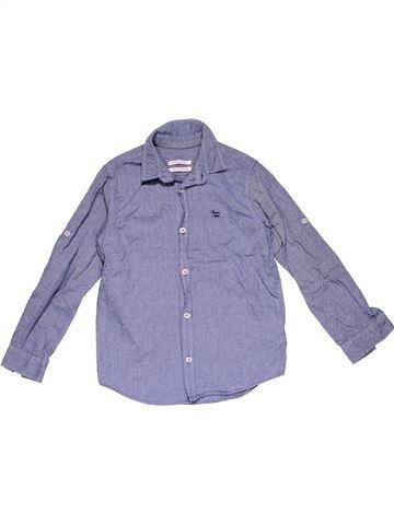 Long sleeve shirt boy LC WAIKIKI gray 8 years winter #31155_1