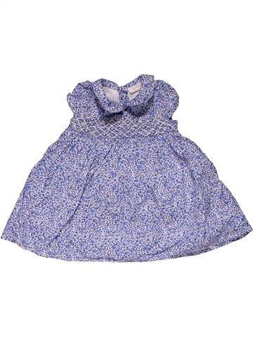 Dress girl NEXT purple 3 months summer #31314_1