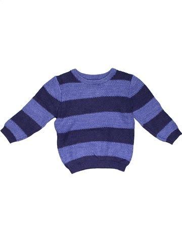 Jumper boy GEORGE blue 3 years winter #31370_1