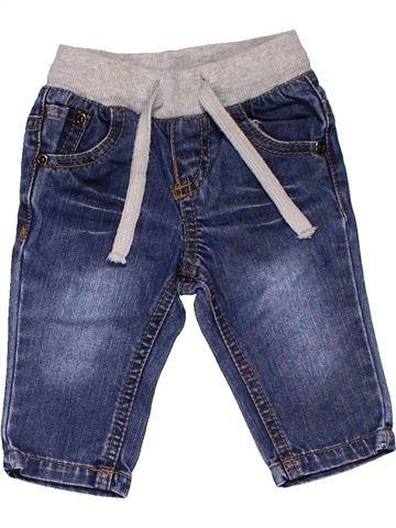 Jeans boy HEMA blue 3 months summer #31486_1